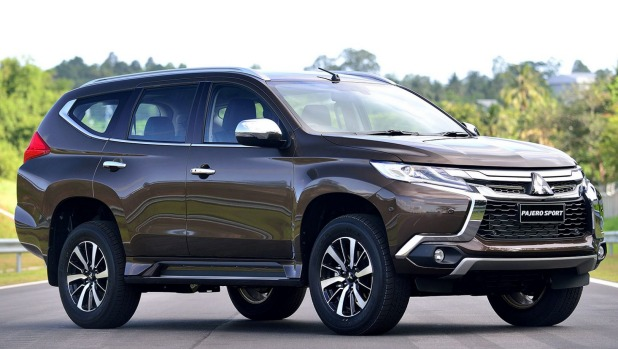 new pajero sport indonesia